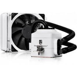 Водяное охлаждение Deepcool Captain 120 EX WHITE Socket 775/1150/1155/1156/1356/1366/2011/AM2/AM2+/AM3/AM3+/FM1/FM2/FM2+