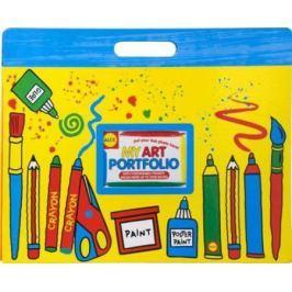 Папка для творчества ALEX для детских рисунков и фото A3 50 листов 427W