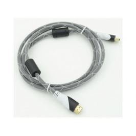 Кабель HDMI 1.8м Gembird круглый