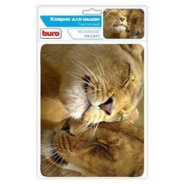 Коврик для мыши Buro BU-M40030 пластик лев