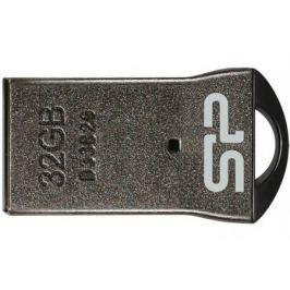 Внешний накопитель <USB2.0> 32Gb Silicon Power Touch T01черный (SP032GBUF2T01V1K)