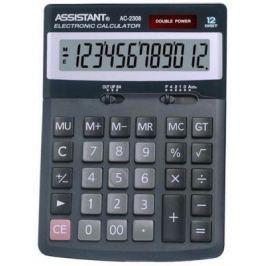 Калькулятор настольный Assistant AC-2308 12-разрядный AC-2308