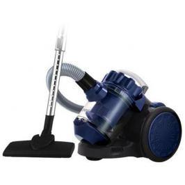 Пылесос Lumme LU-3206 сухая уборка чёрный синий