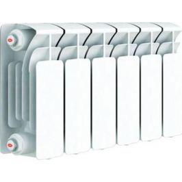 Биметаллический радиатор RIFAR (Рифар) B-200 6 сек. (Кол-во секций: 6; Мощность, Вт: 624)