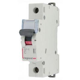 Автоматический выключатель Legrand DX3-E 6000 6кА тип C 1П 25А 407265
