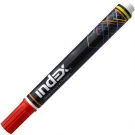 Маркер для доски Index IMW200/RD 5 мм красный