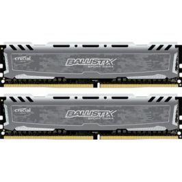 Оперативная память 32Gb (2x16Gb) PC4-19200 2400MHz DDR4 DIMM Crucial BLS2C16G4D240FSB