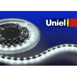 Светодиодная лента (0UL-00000202) белый ULS-Q321 2835-60LED/m-8mm-IP20-DC12V-4,8W/m-3M-DW