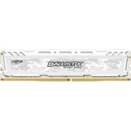 Оперативная память 16Gb PC4-19200 2400MHz DDR4 DIMM Crucial BLS16G4D240FSC
