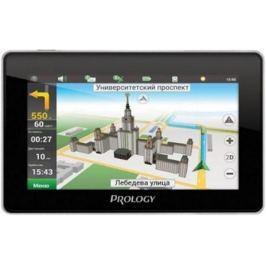 "Навигатор Prology iMAP-4800 Навител 4.3"" 480х272 microSD черный"