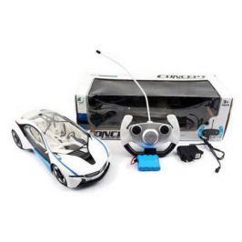 Машинка на радиоуправлении Shantou Gepai Concept белый от 3 лет пластик 668