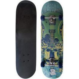 Скейтборд Shantou Gepai Guitar 79х20 см, PVC колеса 635084