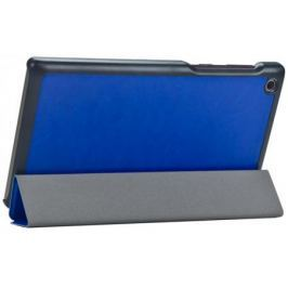 "Чехол IT BAGGAGE для планшета Lenovo Tab 2 A7-30HC 7"" ультратонкий искуственная кожа синий ITLNA7302-4"