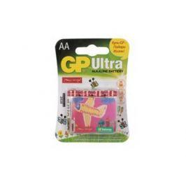 Батарейки GP Ultra 15AUGL-2CR4 AA 4 шт