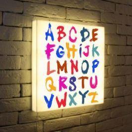 Лайтбокс Alphabet 2 45x45-004