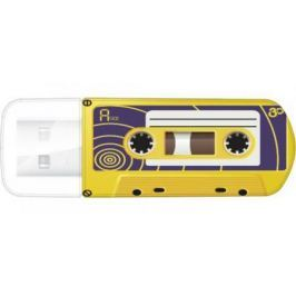 Флешка USB 32Gb Verbatim Mini Cassette Edition 49393 USB желтый