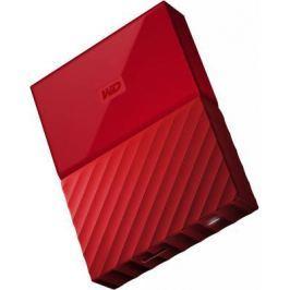 """Внешний жесткий диск 2.5"""" USB3.0 2 Tb Western Digital WDBUAX0020BRD-EEUE красный"""