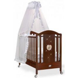 Кроватка с маятником Feretti Mon Amour Swing (noce)