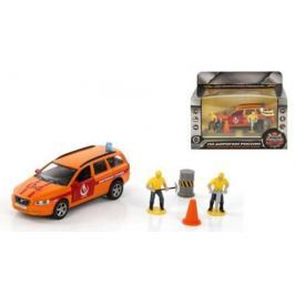 Аварийная служба Пламенный мотор Volvo Аварийная служба Горгаз оранжевый 18 см 870078