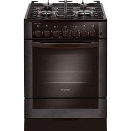 Комбинированная плита Gefest ПГЭ 6502-02 0045 коричневый
