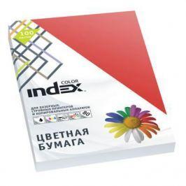 Цветная бумага Index Color A4 100 листов IC28/100