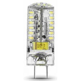 Лампа светодиодная GY6.35 3W 4100K колба прозрачная 107719203