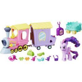 """Игровой набор Hasbro My Little Pony: """"Поезд Дружбы"""" 5 предметов"""
