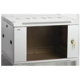 Шкаф 9U ITK LWR3-09U66-GF 600х600mm дверь стекло