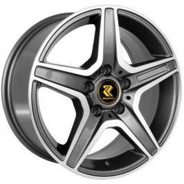 Диск RepliKey Mercedes C/E-class RK810V 7.5xR16 5x112 мм ET35 GMF