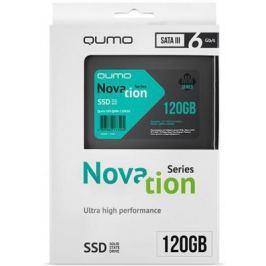 """Твердотельный накопитель SSD 2.5"""" 120GB QUMO QMM-120GSN SATAIII"""