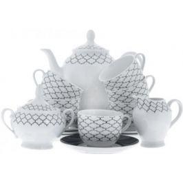 Сервиз чайный Bekker BK-7145 15 предметов 6 персон
