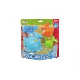 Интерактивная игрушка PlayGo для ванной Киты до 1 года разноцветный Play2427