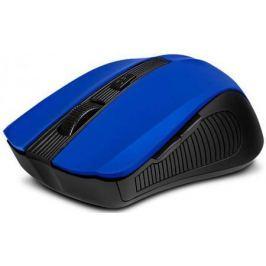 Мышь беспроводная Sven RX-345 синий USB