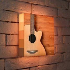 Лайтбокс Гитара 25x25-048