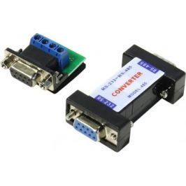 Контроллер Orient С991 конвертер RS232 DB9F to RS485 DB9M + клемник винтовой 4 pin 29991