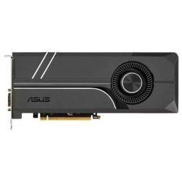 Видеокарта 8192Mb ASUS GeForce GTX1080 TURBO PCI-E 256bit GDDR5X DVI HDMI DP TURBO-GTX1080-8G Retail