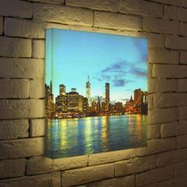 Лайтбокс NYC 2 45x45-110