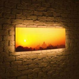 Лайтбокс панорамный Рассвет 45x135-p021
