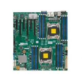 Материнская плата Supermicro MBD-X10DRI-B LGA2011 iC612 16xDDR4 3xPCI-E 16x 3xPCI-E 8x 10xSATA3 2xGLAN eATX OEM