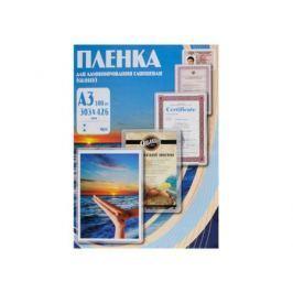Пленка для ламинирования Office Kit, 75 мик, А3, 100 шт., глянцевая 303х426 (PLP10030)