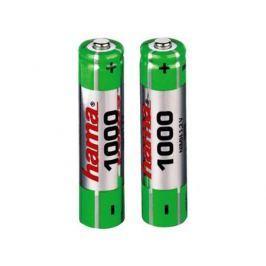 Аккумулятор Hama H-87055 1000 мАч AAA 2 шт