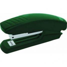Степлер, скоба №10, на 10 листов, пластиковый корпус, зеленый IPS130/GN