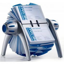 Визитница Durable Visifix Flip 400 шт серебристый 241723