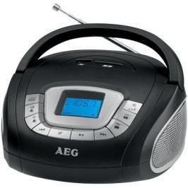 Магнитола AEG SR 4373 schwarz