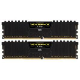 Оперативная память 16Gb (2х8Gb) PC4-25600 3200MHz DDR4 DIMM Corsair CMK16GX4M2B3200C16