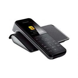 Р/Телефон Dect Panasonic KX-PRW120RUW черный/белый автооветчик WiFi