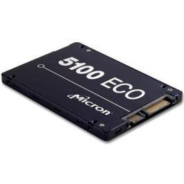 "Твердотельный накопитель SSD 2.5"" 480Gb Crucial Micron 5100ECO Read 540Mb/s Write 520Mb/s SATAIII MTFDDAK480TBY-1AR1ZABYY"