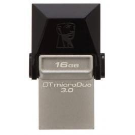Флешка USB 16Gb Kingston DataTraveler MicroDuo DTDUO3 DTDUO3/16GB