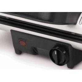 Электрогриль Tefal GC205012 серебристый чёрный