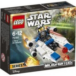 Конструктор Lego Star Wars: Микроистребитель типа U™ 75160 44983